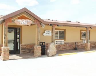 Bryce Uptop Lodge - Bryce - Gebäude