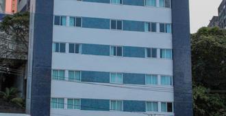 Aquarena Hotel - Salvador - Building