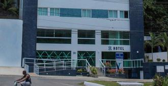 Aquarena Hotel - Salvador de Bahía - Edificio