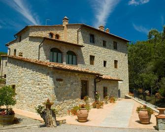 Hotel Le Pozze Di Lecchi - Gaiole In Chianti - Building