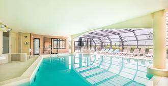 Montaperti Hotel Siena - Siena - Svømmebasseng