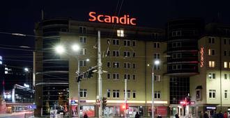 Scandic Wroclaw - Βρότσλαβ - Κτίριο