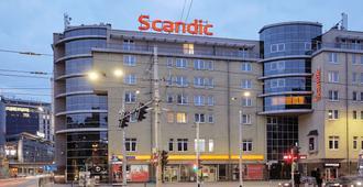 Scandic Wroclaw - Wrocław - Edificio