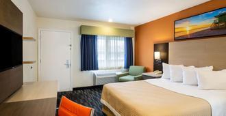 Days Inn by Wyndham Monterey Downtown - מונטריי - חדר שינה