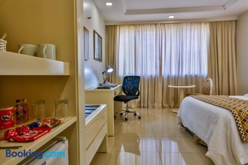 Castro's Park Hotel - Goiânia - Habitación