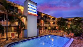 Ocean Beach Palace Hotel and Suites - Fort Lauderdale - Bygning
