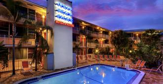 Ocean Beach Palace Hotel and Suites - Fort Lauderdale - Edifici
