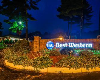 Best Western West Greenwich Inn - West Greenwich - Gebäude