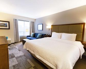 Hampton Inn by Hilton Vancouver-Airport/Richmond - Richmond - Bedroom