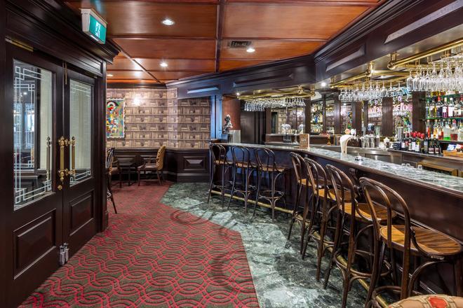 View Brisbane (Brisbane Riverview Hotel) - Brisbane - Bar
