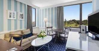 View Brisbane - Brisbane - Living room