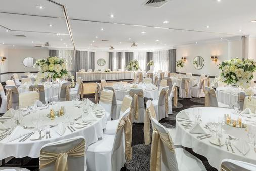 Brisbane Riverview Hotel - Brisbane - Sala de banquetes