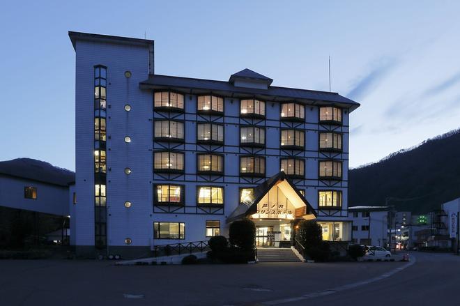 Ashinomaki Prince Hotel - Aizuwakamatsu - Rakennus