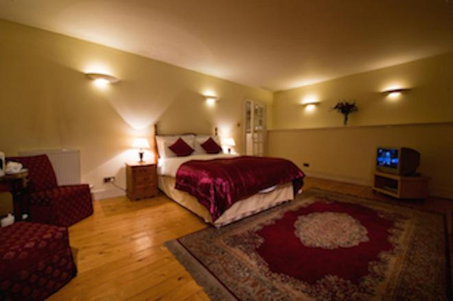 本多蘭賓館 - 愛丁堡 - 愛丁堡 - 臥室
