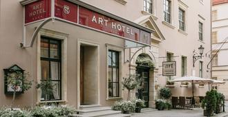 Art Hotel - Wroclaw - Building