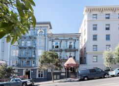 Amsterdam Hostel - San Francisco - Building