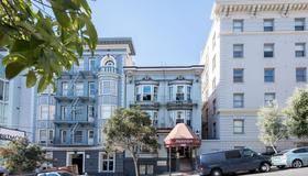 アムステルダム ホステル - サンフランシスコ - 建物