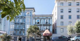 Amsterdam Hostel - San Francisco - Edificio