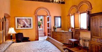 La Casa de la Marquesa - Santiago de Querétaro - Bedroom