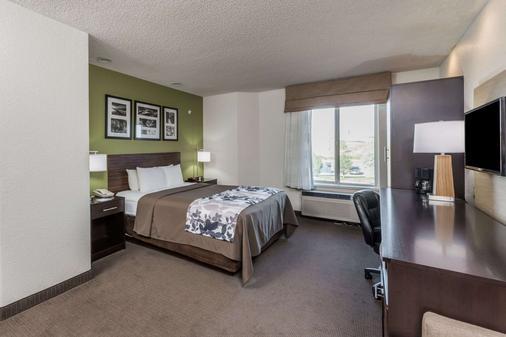 Baymont by Wyndham Pueblo - Pueblo - Schlafzimmer
