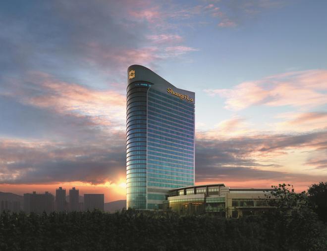Shangri-La Hotel, Wenzhou - Wenzhou - Building