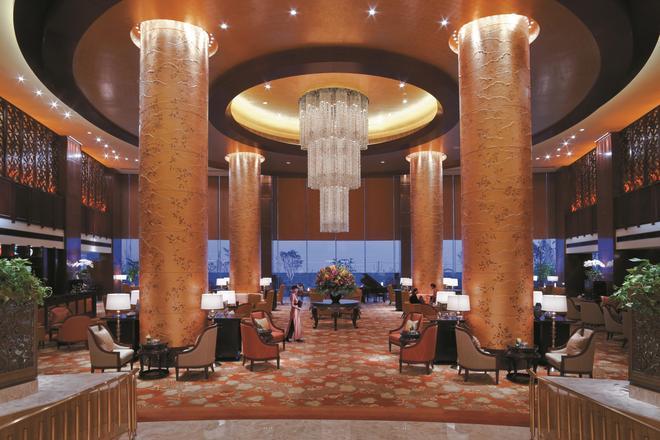 Shangri-La Hotel, Wenzhou - Wenzhou - Lobby