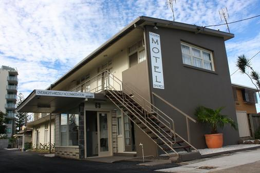 Golden Shores Airport Motel - Bilinga - Building