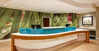 Springhill Suites By Marriott Baltimore Bwi Airport - Linthicum Heights - Recepción