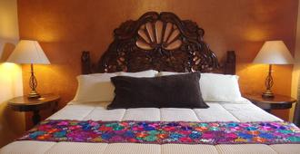 Casa de Las Conservas Bed & Breakfast - San Miguel de Allende - Schlafzimmer