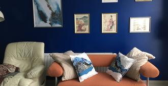 Cozy Apartment In Suburbs Of Antwerp - אנטוורפן - סלון