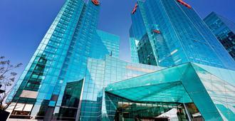 Sheraton Grand Beijing Dongcheng Hotel - Beijing - Building