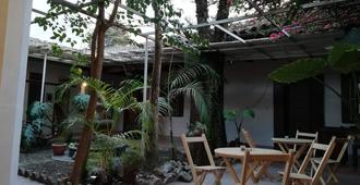 El Garambullo Hostal - San Cristóbal de las Casas - Patio