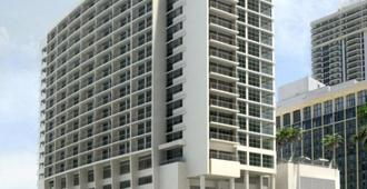 Grand Beach Hotel - Bãi biển Miami - Toà nhà