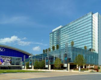 Omni Frisco Hotel - Frisco - Building