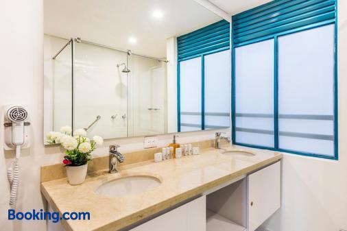 Hotel Camino de la Sal - Zipaquirá - Bathroom