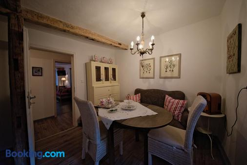 Goldgemäuer - Ochsenfurt - Dining room