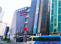 Incheon Airport Hotel - Incheon - Building