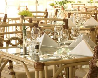 The Christchurch Harbour Hotel And Spa - Christchurch - Ресторан