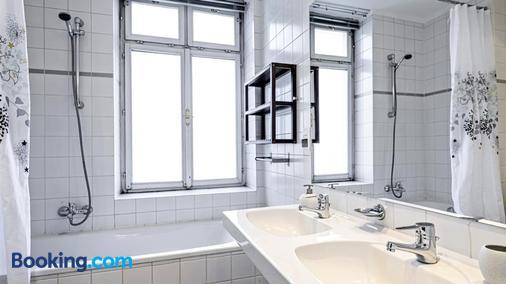 Penzion Dvorákova - Brno - Bathroom