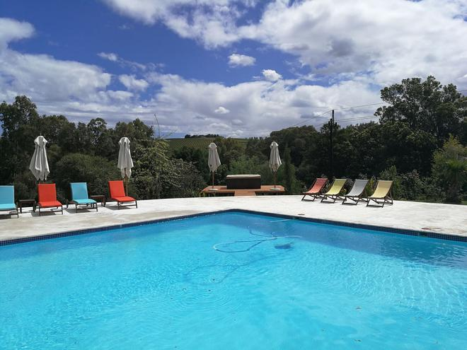 Lady Loch Country House - Wellington - Pool
