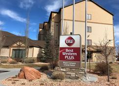Best Western Plus Bryce Canyon Grand Hotel - Bryce - Byggnad