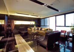 Casa Hotel - Hongkong - Oleskelutila