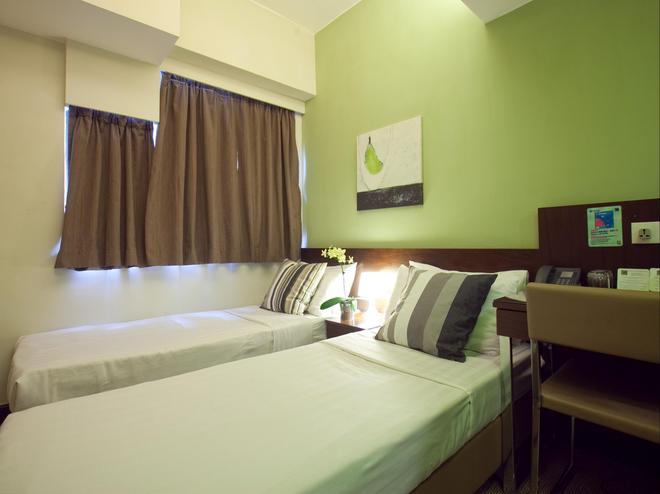 Casa酒店 - 香港 - 臥室
