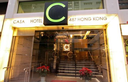 Casa Hotel - Hong Kong - Building