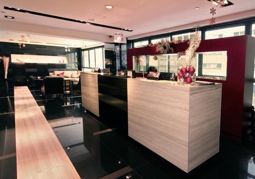 Casa Hotel - Hongkong - Vastaanotto