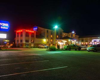 Peavine Inn And Suites High Prairie - High Prairie - Building
