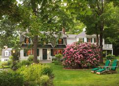 Garden Gables Inn - Lenox - Rakennus