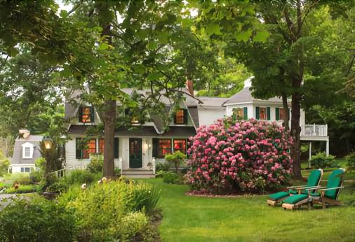 Garden Gables Inn - Lenox - Toà nhà