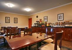Best Western Queens Court Hotel - Queens - Restaurant