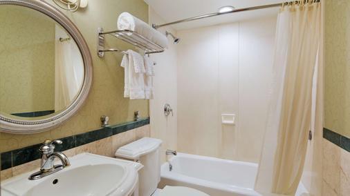 Best Western Queens Court Hotel - Κουίνς - Μπάνιο